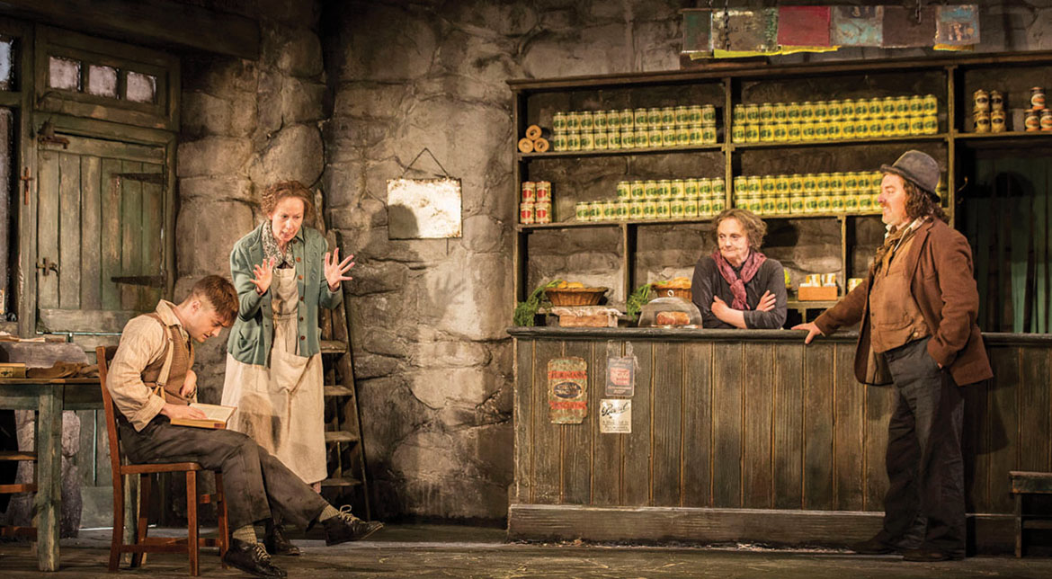 THE CRIPPLE OF INISHMAAN by MARTIN McDONAGH